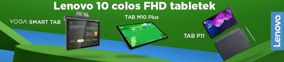 Tabletet keresel? Nézd meg szuper Lenovo ajánlatainkat!