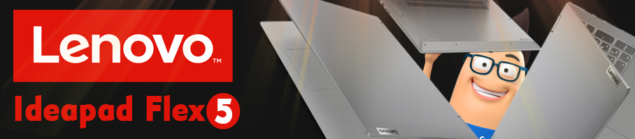 Lenovo Ideapad Flex 5! A te választásod!