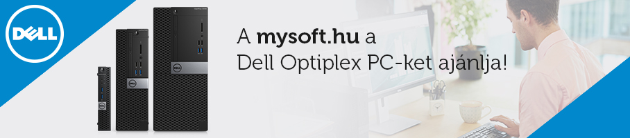 mysoft.hu a Dell Optiplex PC-ket ajánlja