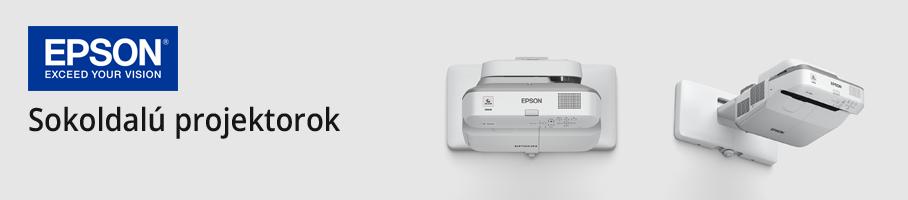 Láttad már az Epson projektor ajánlatainkat?