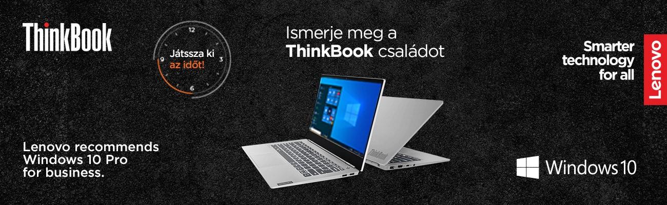 Lenovo ThinkBook ajánlataink