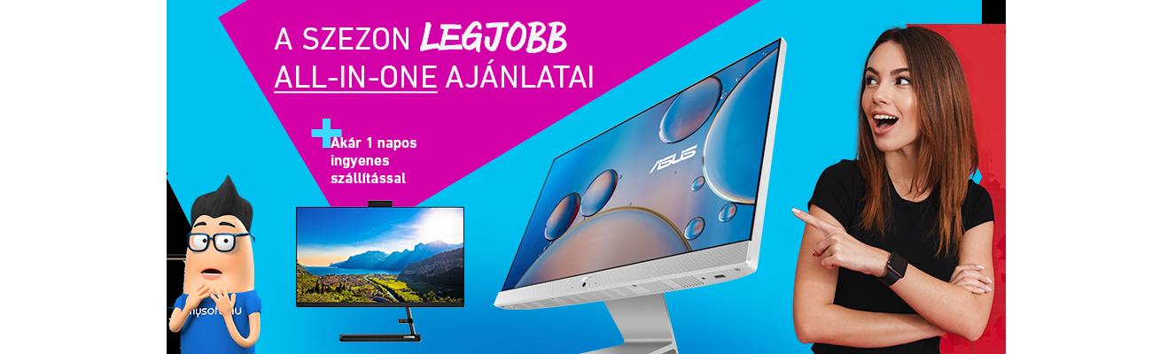 All-in-One kisöprés!