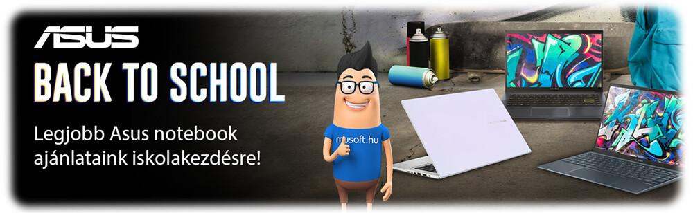 Legjobb Asus notebook ajánlataink iskolakezdésre!
