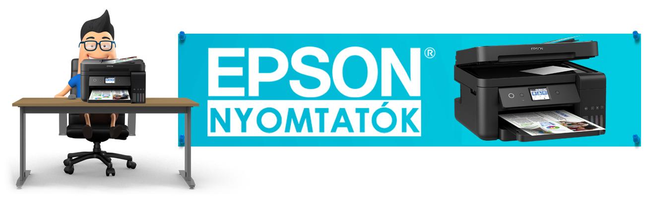 Az év legjobb Epson nyomtató ajánlatait itt találod!