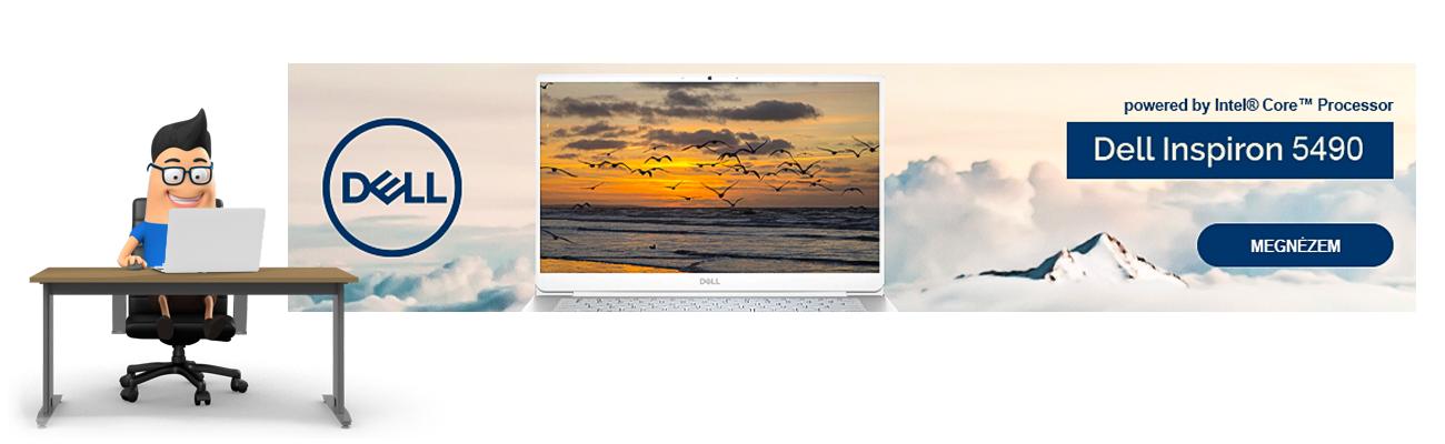 Dell Inspiron 5490 - A légies elegancia erejével