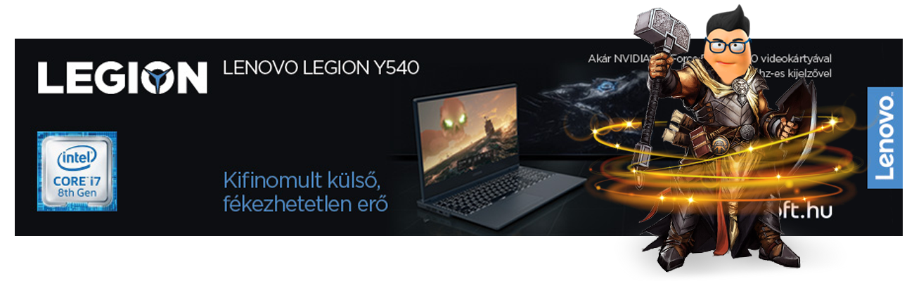 Tekintsd meg Lenovo Y540 választékunkat!