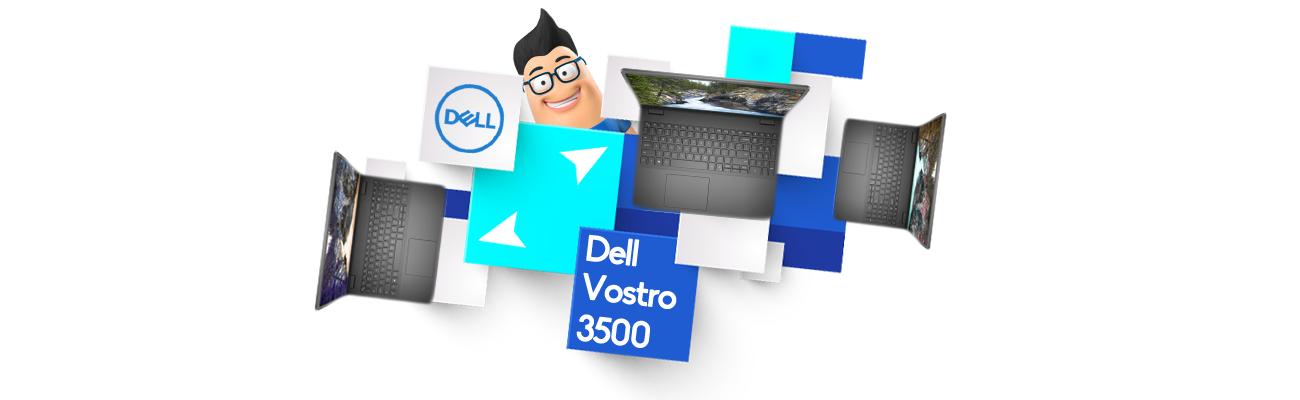 Erős és Üzleti? A Dell Vostro 3500-at keresed!