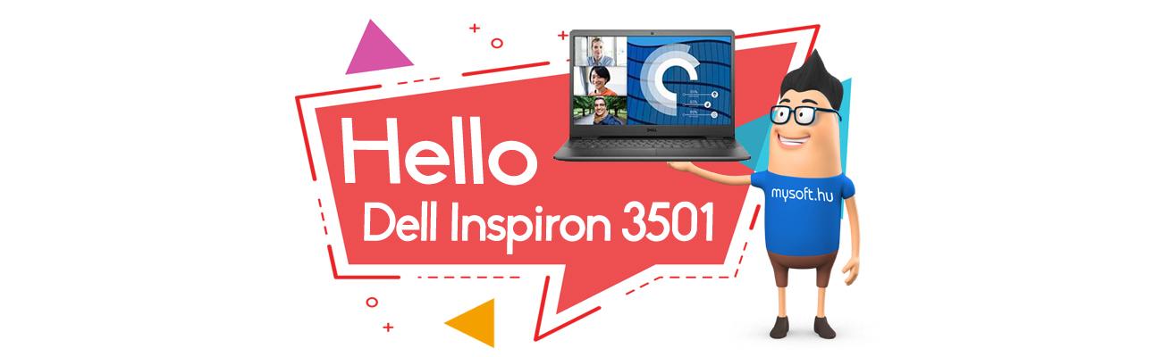 Nézd meg zseniális Dell Inspiron 3501 ajánlatainkat!