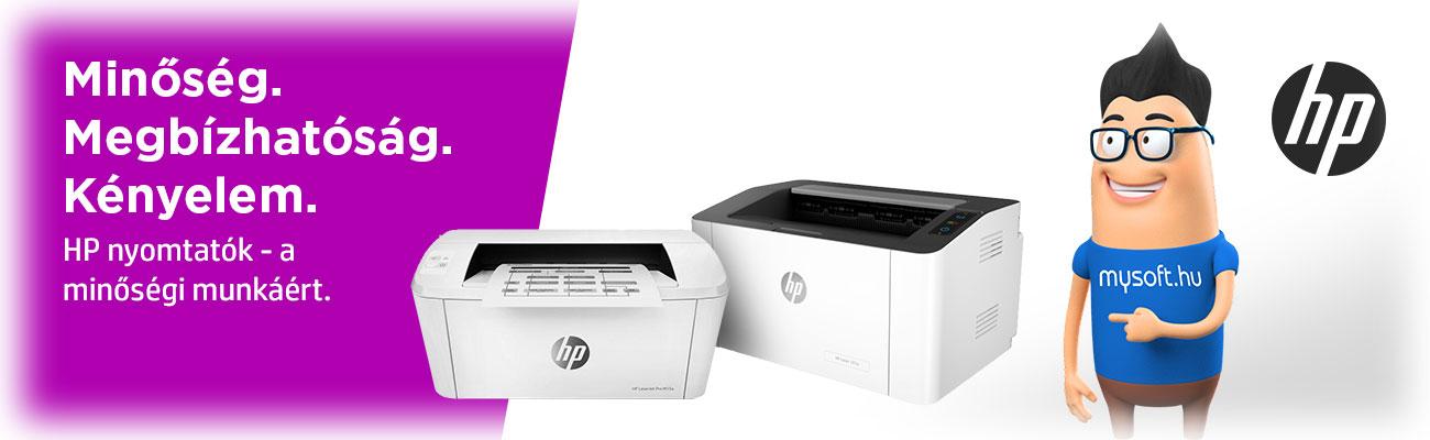 HP nyomtató ajánlataink