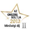 Ország boltja 2013