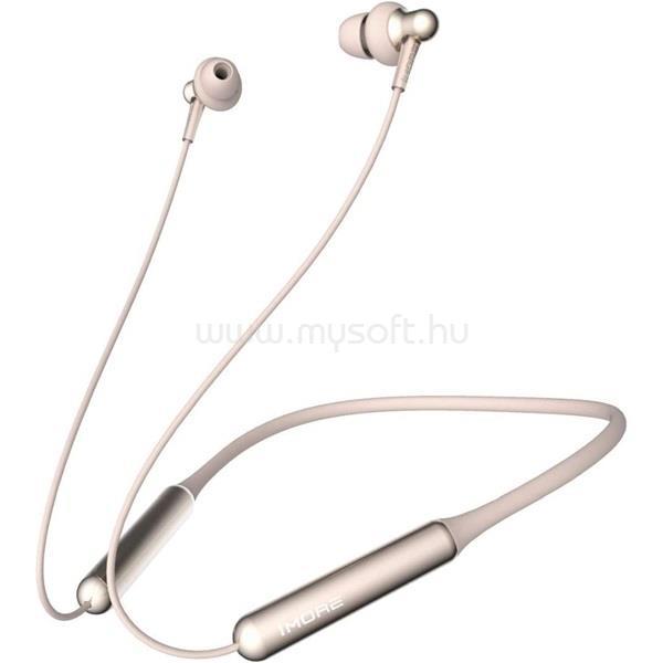 1MORE E1024 Stylish In-Ear arany mikrofonos fülhallgató