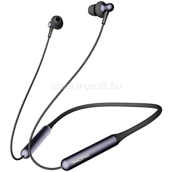 1MORE E1024 Stylish In-Ear fekete mikrofonos fülhallgató