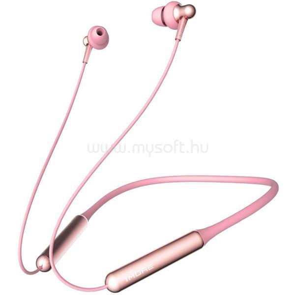 1MORE E1024 Stylish In-Ear rózsaszín mikrofonos fülhallgató
