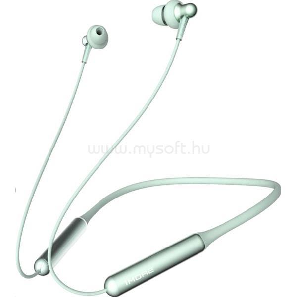 1MORE E1024 Stylish In-Ear zöld mikrofonos fülhallgató