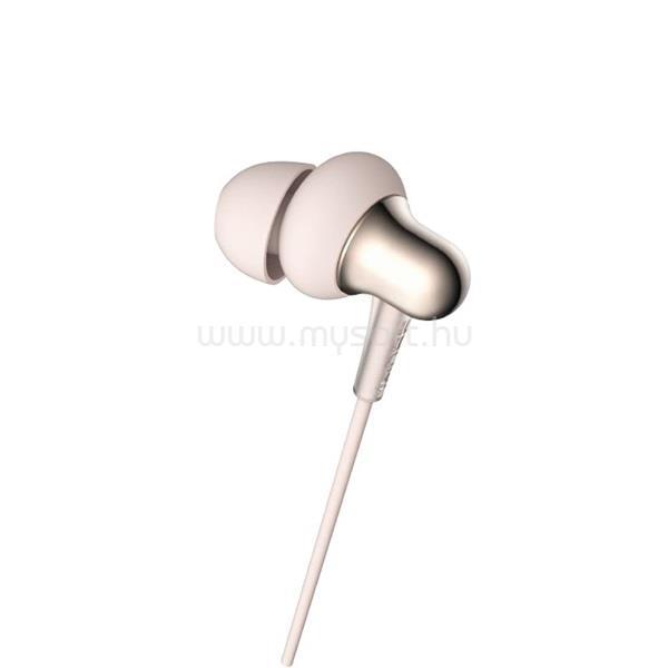 1MORE E1025 Stylish/kettős meghajtós/mikrofonos/hallójárati/arany/fülhallgató