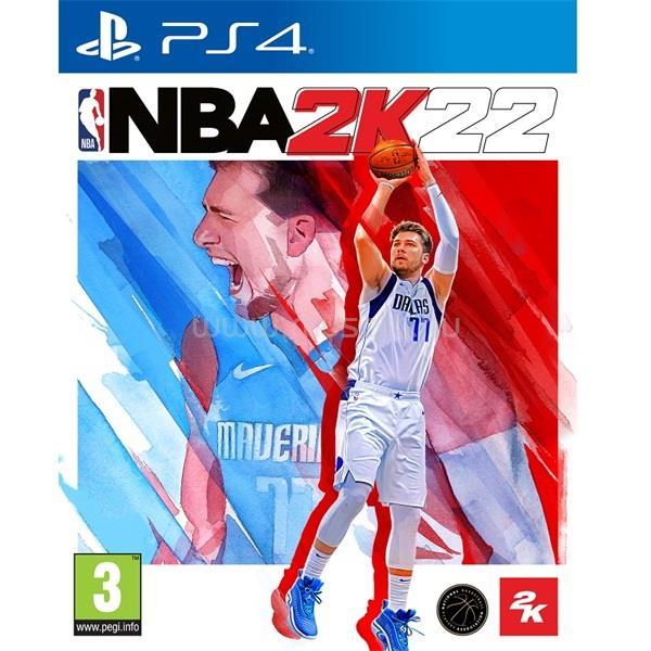 2K GAMES NBA 2K22 PS4 játékszoftver