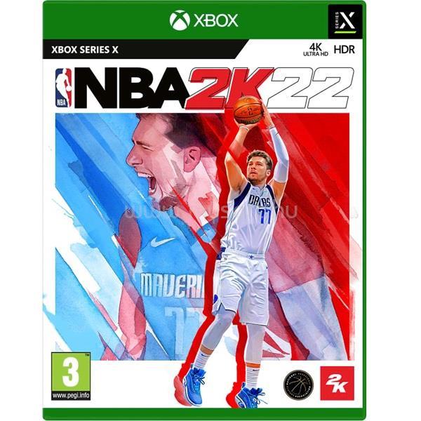 2K GAMES NBA 2K22 Xbox Series játékszoftver