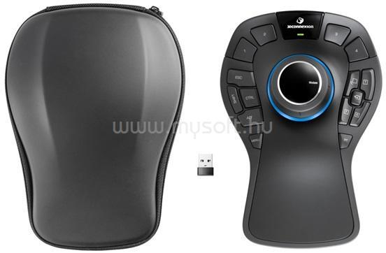 3DX CONNEXION Space Mouse Pro Wireless - NEW