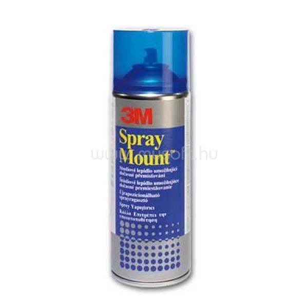 3M SprayMount 400ml-es ragasztó spray