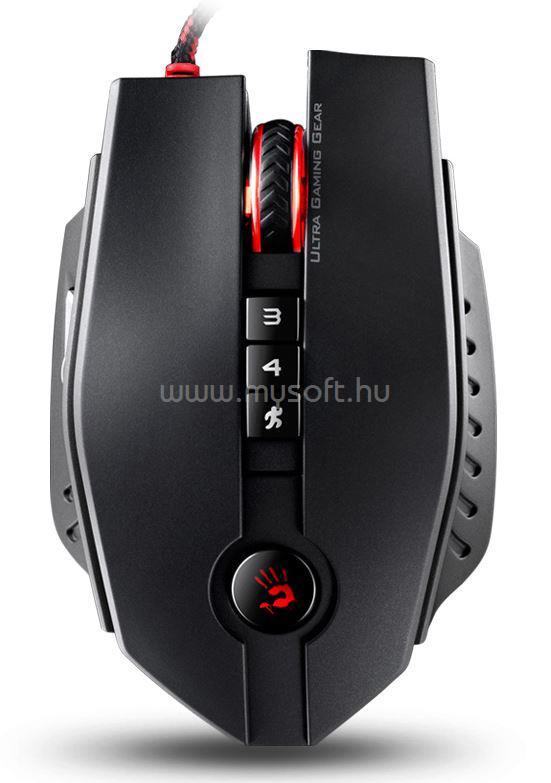 A4-TECH Bloody Sniper ZL50 infravörös kapcsolóval lézer USB gamer egér