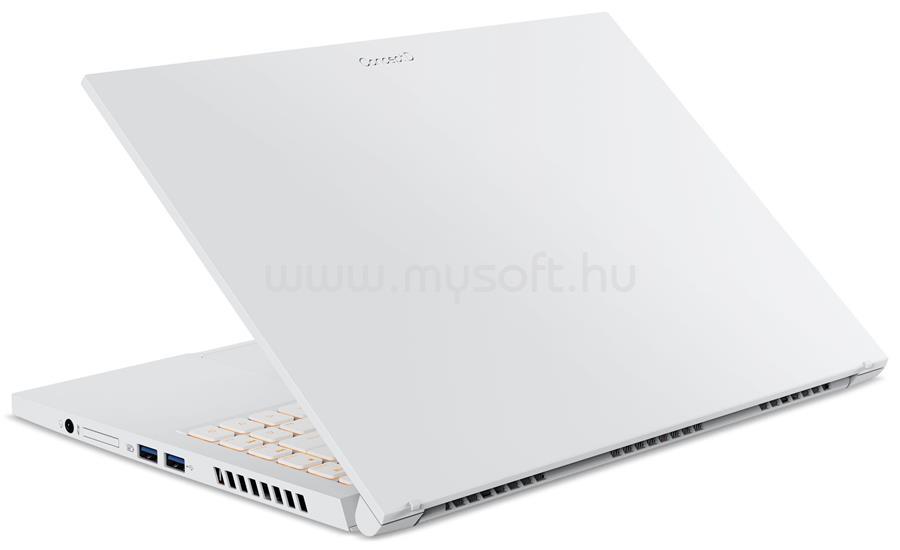 ACER ConceptD 3 Pro CN314-72-757Z (fehér)