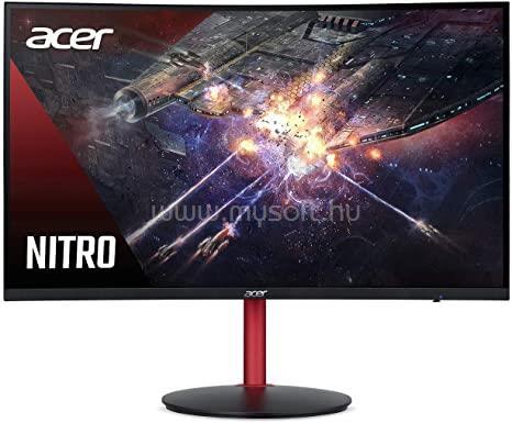 ACER Nitro XZ272UP Ívelt Monitor