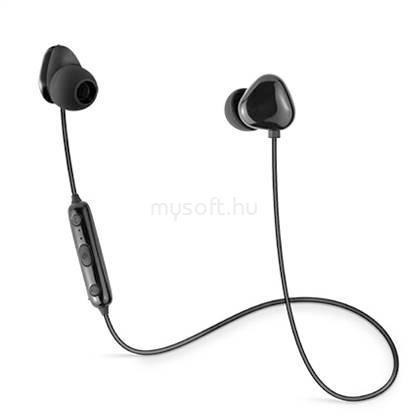 ACME BH104 Bluetooth fekete sztereó fülhallgató