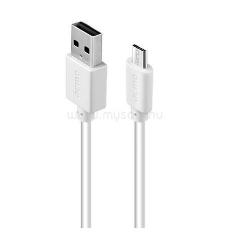 ACME CB1011W 1m fehér Micro USB kábel