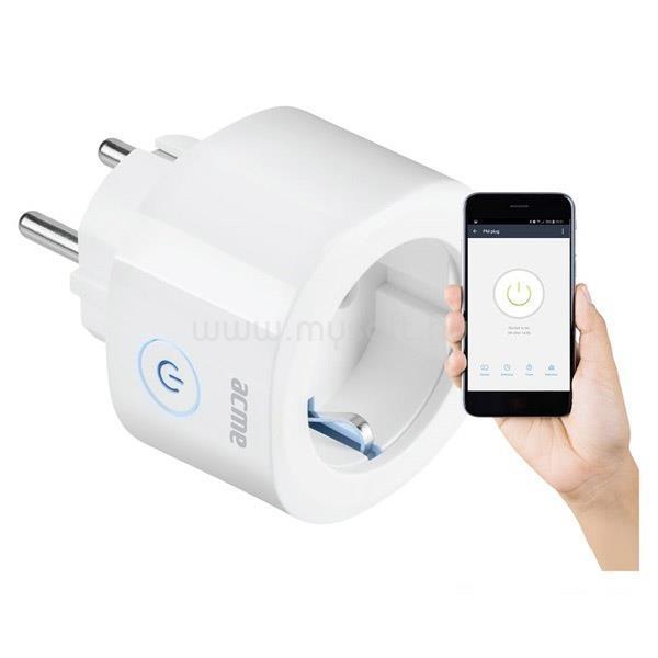 ACME SH1101 Smart Wi-Fi aljzat (fehér)