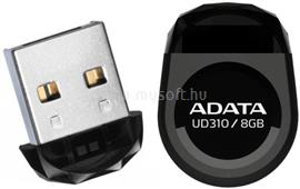 ADATA DashDrive Durable UD310 Pendrive 8GB USB2.0 (fekete), AUD310-8G-RBK