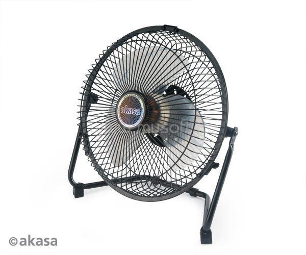 AKASA UrFAN S8 ventilátor (AK-UFN04-BK)