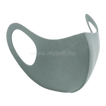 ALCOR 3D Spandex mosható maszk - Szürke