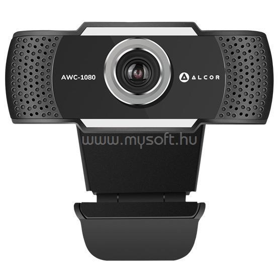 ALCOR AWC-1080 FullHD webkamera AWC-1080 large