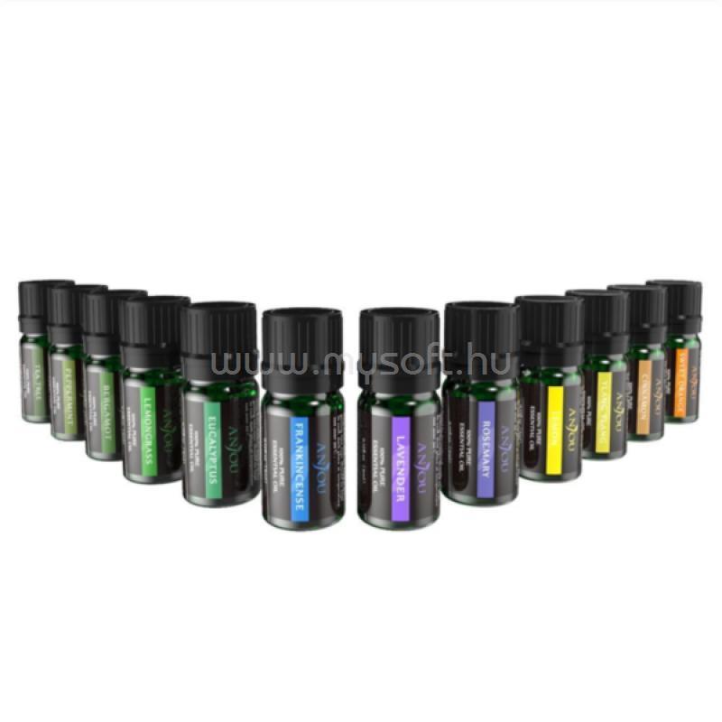 ANJOU AJ-PCN013 12-féle illat, illóolaj csomag