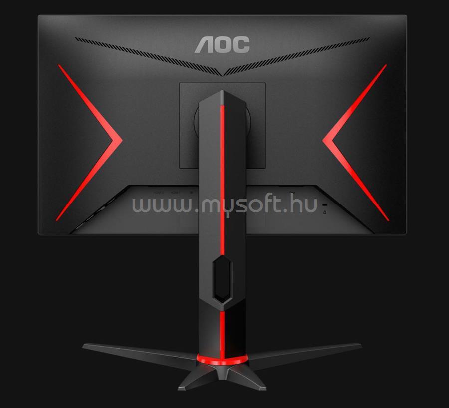 AOC 24G2U5-BK Monitor
