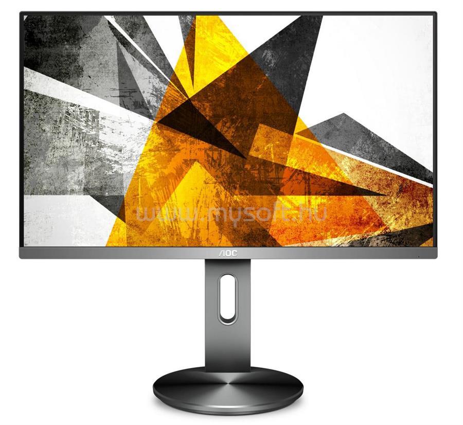 AOC U2790PQU Monitor