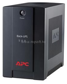 APC UPS 500VA C13/C14 Back Vonali-interaktív BX500CI small