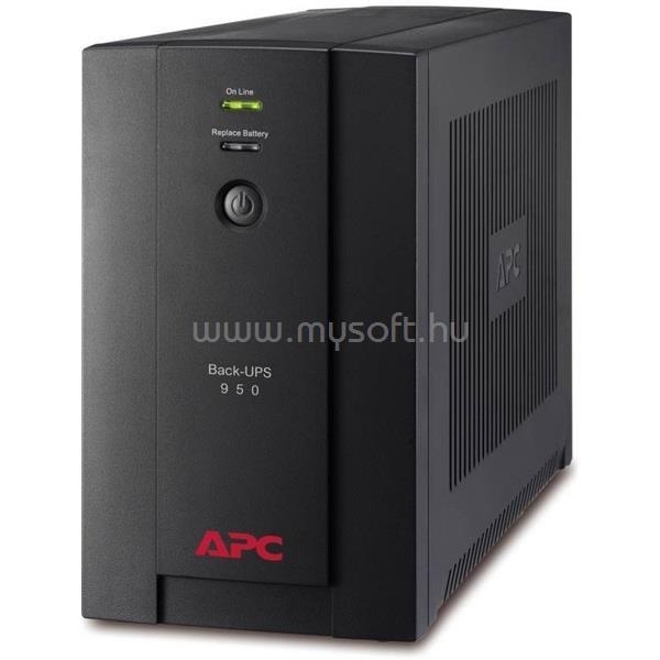 APC UPS 950VA Schuko Vonal-interkatív