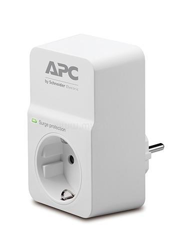 APC SURGE PROTECTOR túlfeszültségvédő 1 aljzat