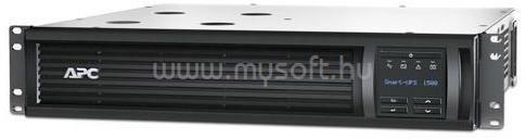 APC UPS 1500VA C13/C14 Smart RM Rack Vonali-interaktív