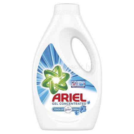 """ARIEL Folyékony mosószer, 1,1 l, """"Touch of Lenor"""""""
