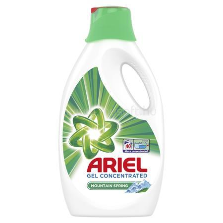"ARIEL Folyékony mosószer, 2,2 l, ""Mountain Spring"""