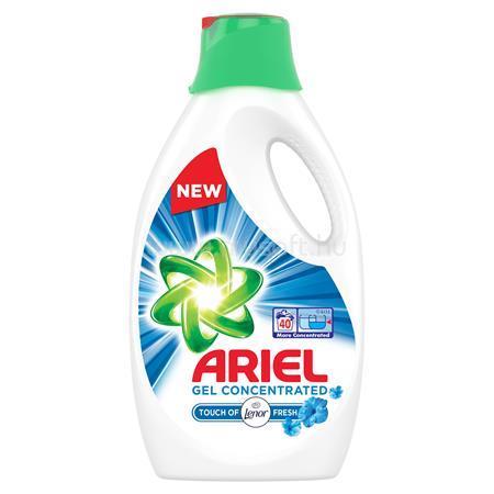 """ARIEL Folyékony mosószer, 2,2 l, """"Touch of Lenor"""""""