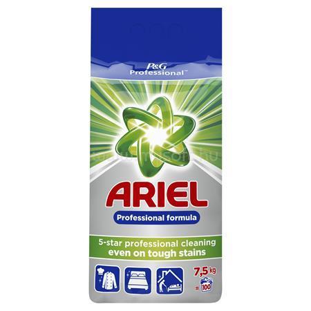 """ARIEL Mosópor, 7,5 kg, """"Regular"""", fehér ruhákhoz"""