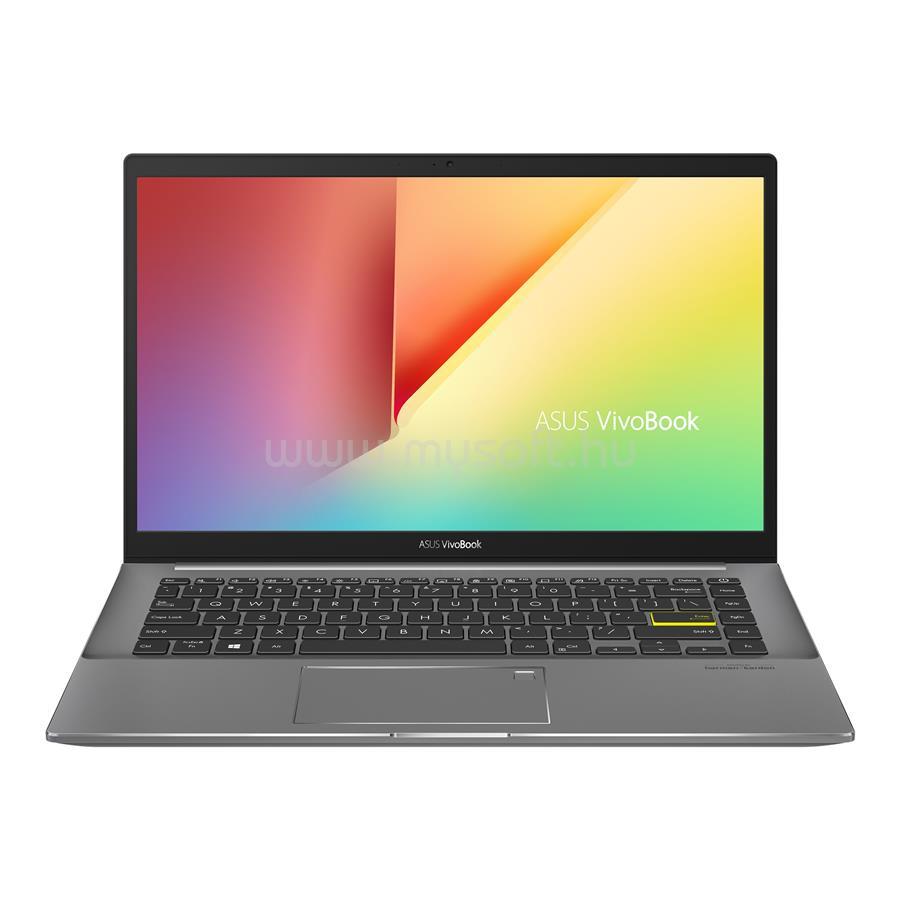 ASUS VivoBook 14 S433EQ-AM218 (fekete)