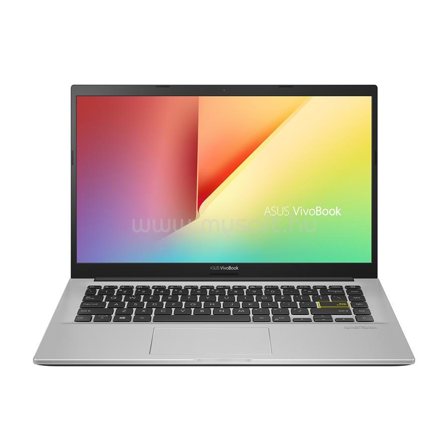 ASUS VivoBook 14 X413EA-EB391 (fehér - numpad)