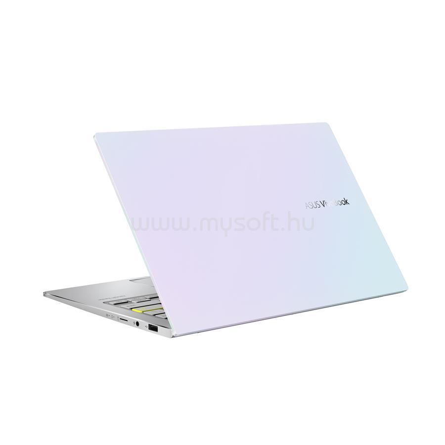 ASUS VivoBook S13 S333JA-EG014 (fehér - numpad)