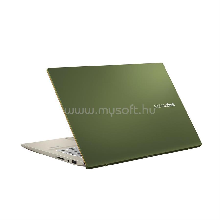 ASUS VivoBook S14 S431FL-AM256T (mohazöld)