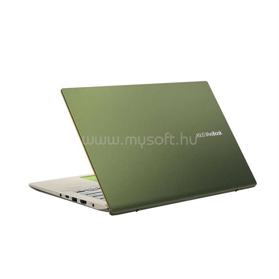 ASUS VivoBook S14 S432FL-AM106T (mohazöld)