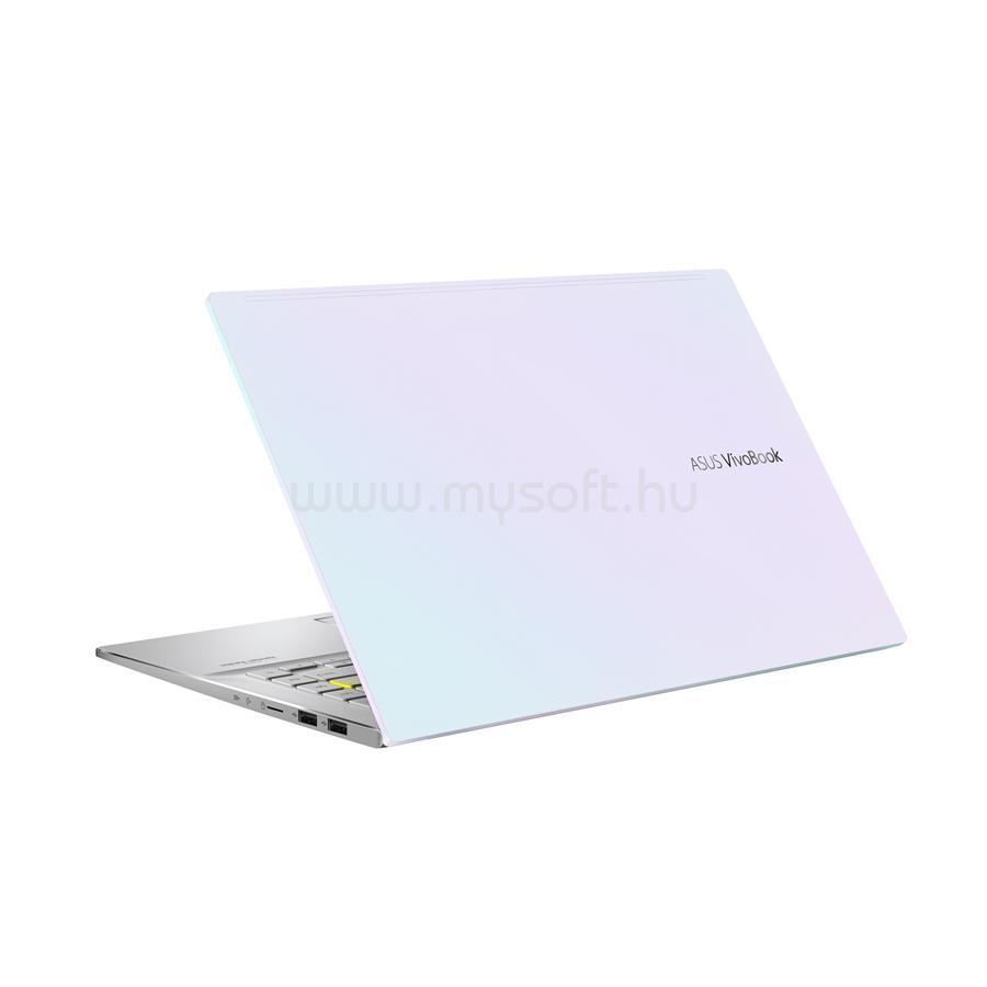 ASUS VivoBook S14 S433FL-EB107T (fehér)